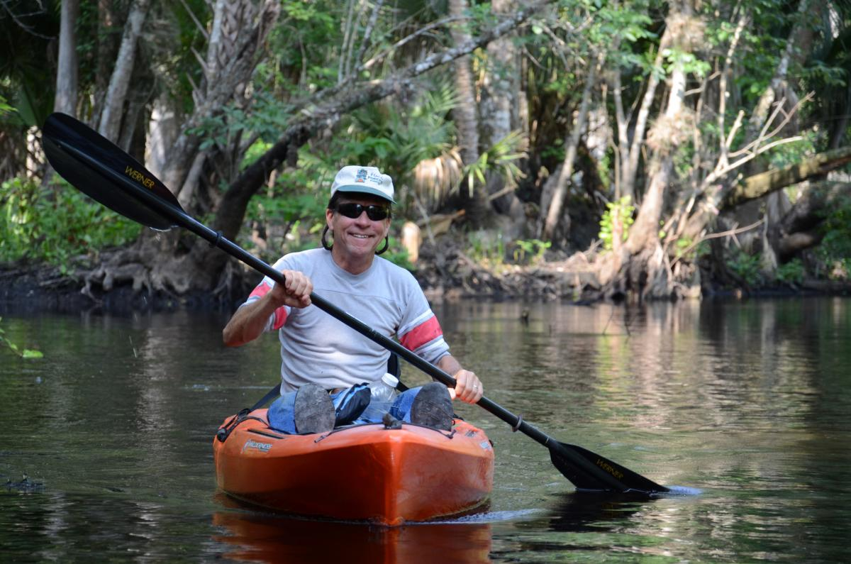 Blackwater Creek Kayaking